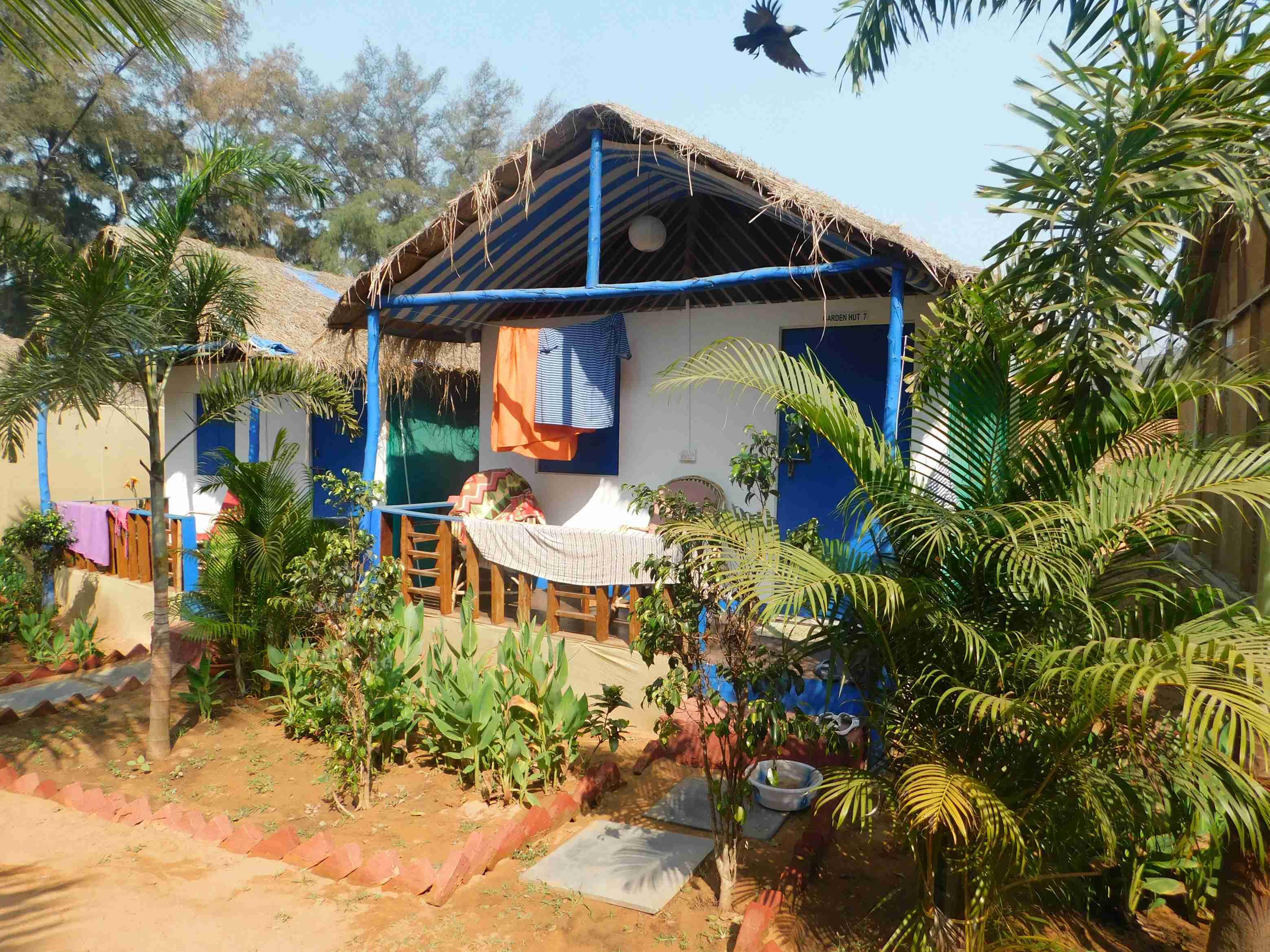 Plné kempování v jižní Indii