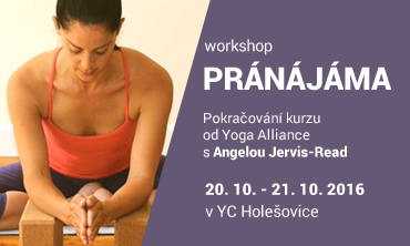 Workshop pránájámy